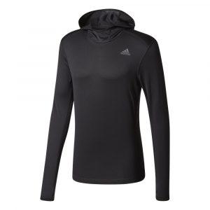 ביגוד אדידס לגברים Adidas RS Clima M - שחור