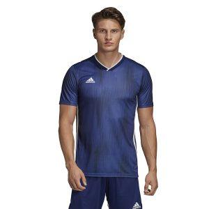 ביגוד אדידס לגברים Adidas TIRO 19 JSY - כחול כהה