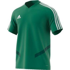 ביגוד אדידס לגברים Adidas TIRO 19 JSY - ירוק
