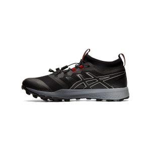 נעליים אסיקס לגברים Asics Fuji Trabuco PRO - שחור