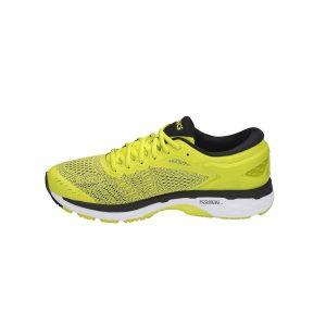 נעליים אסיקס לגברים Asics   Gel Kayano 24  - צהוב/שחור