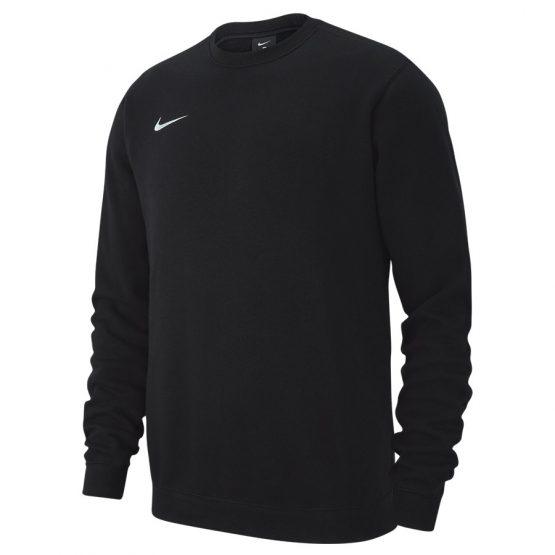 ביגוד נייק לגברים Nike Crew FLC TM Club 19 - שחור
