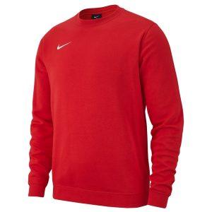 ביגוד נייק לגברים Nike Crew FLC TM Club 19 - אדום