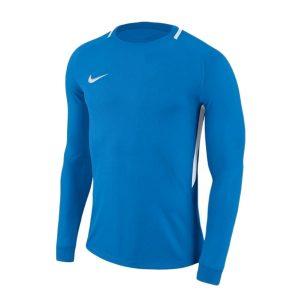 ביגוד נייק לגברים Nike NK Dry Park III JSY LS GK - כחול