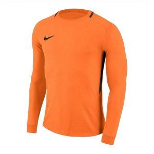 ביגוד נייק לגברים Nike NK Dry Park III JSY LS GK - כתום