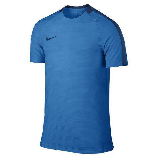 ביגוד נייק לגברים Nike Dry SQD Top SS DN - כחול