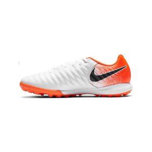 נעליים נייק לגברים Nike   Lunar LegendX 7 Pro TF Ah7249 118 - לבן/כתום