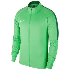 ג'קט ומעיל נייק לגברים Nike M NK Dry Academy 18 Knit Track - ירוק