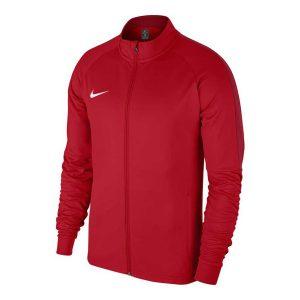 ג'קט ומעיל נייק לגברים Nike M NK Dry Academy 18 Knit Track - אדום