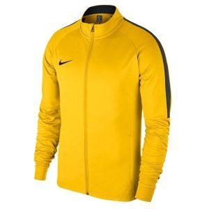 ביגוד נייק לגברים Nike M NK Dry Academy 18 Knit Track - צהוב