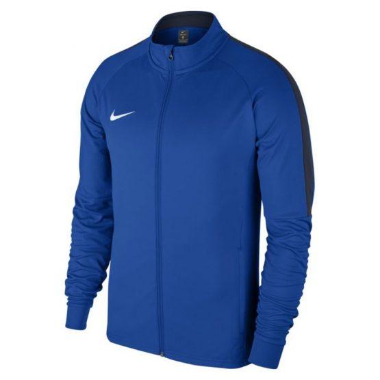 ג'קט ומעיל נייק לגברים Nike M NK Dry Academy 18 TRK - כחול