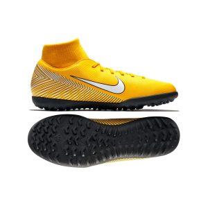 נעליים נייק לגברים Nike   Mercurial Neymar SuperflyX 6 Club TF  - צהוב