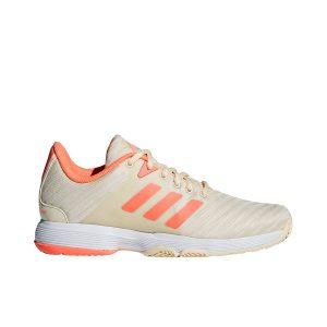 נעליים אדידס לנשים Adidas  BARRICADE COURT W - לבן