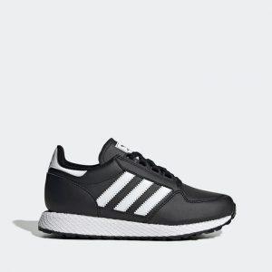 נעליים Adidas Originals לנשים Adidas Originals Forest Grove - לבן/שחור