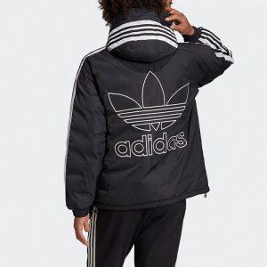 ביגוד Adidas Originals לנשים Adidas Originals Short Syn Down - שחור
