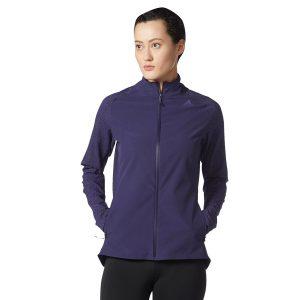 ביגוד אדידס לנשים Adidas SN STM JKT W - סגול