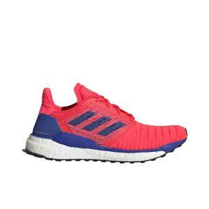 נעליים אדידס לנשים Adidas  SOLAR BOOST W - אדום