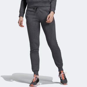 ביגוד אדידס לנשים Adidas W Lin Pant FL - אפור