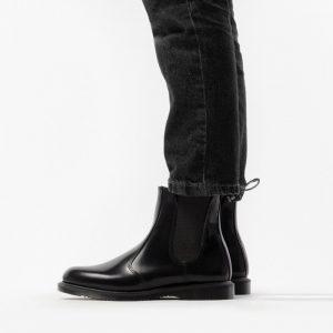 נעליים דר מרטינס  לנשים DR Martens Flora Black - שחור