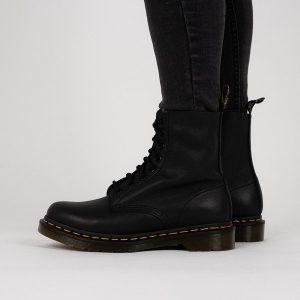 נעליים דר מרטינס  לנשים DR Martens Glany Pascal Black Noir - שחור