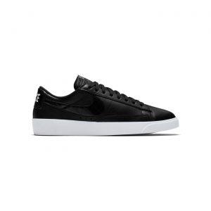 נעליים נייק לנשים Nike Blazer Low - שחור/לבן