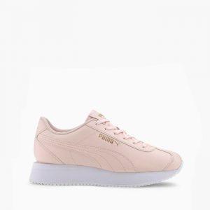 נעליים פומה לנשים PUMA Turino Stacked Glitter - ורוד