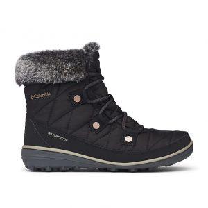 נעליים קולומביה לנשים Columbia Heavenly Shorty Omni Heat - שחור