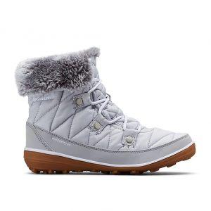 נעליים קולומביה לנשים Columbia Heavenly Shorty Omni Heat - אפור בהיר