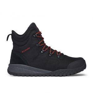 נעליים קולומביה לגברים Columbia Fairbanks Omni Heat - שחור