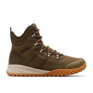 נעליים קולומביה לגברים Columbia Fairbanks Omni Heat - ירוק זית