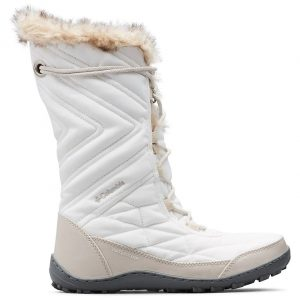 נעליים קולומביה לנשים Columbia MINX MID III - לבן