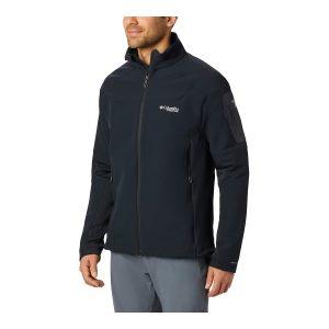 ג'קט ומעיל קולומביה לגברים Columbia Titan Ridge 2 - שחור