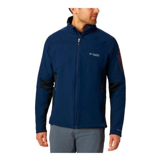 ג'קט ומעיל קולומביה לגברים Columbia Titan Ridge 2 - כחול