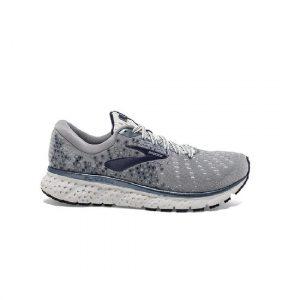 נעליים ברוקס לגברים Brooks Glycerin 17 - אפור/כחול