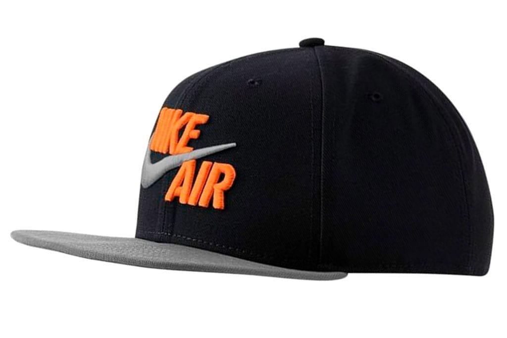 ביגוד נייק לגברים Nike NSW PRO CAP AIR CLASSIC - שחור