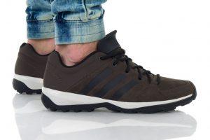 נעליים אדידס לגברים Adidas DAROGA PLUS LEA - חום