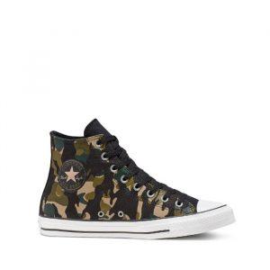נעליים קונברס לגברים Converse CHUCK TAYLOR ALL STAR - חום הסוואה