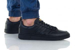 נעליים אדידס לגברים Adidas TEAM COURT - שחור