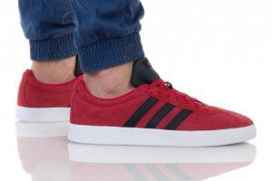 נעלי סניקרס אדידס לגברים Adidas Vulc Court 2.0 - אדום