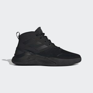 נעליים אדידס לגברים Adidas OWNTHEGAME - שחור