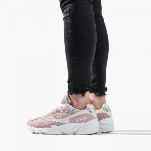 נעליים פילה לנשים Fila V94M LOW - לבן/סגול