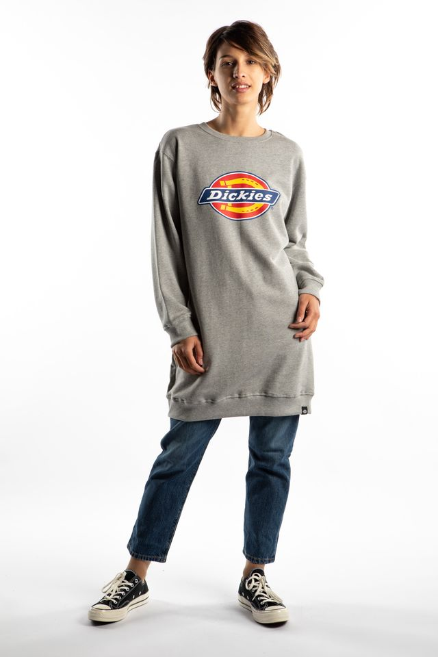 ביגוד Dickies לנשים Dickies BENHAM GYM - אפור