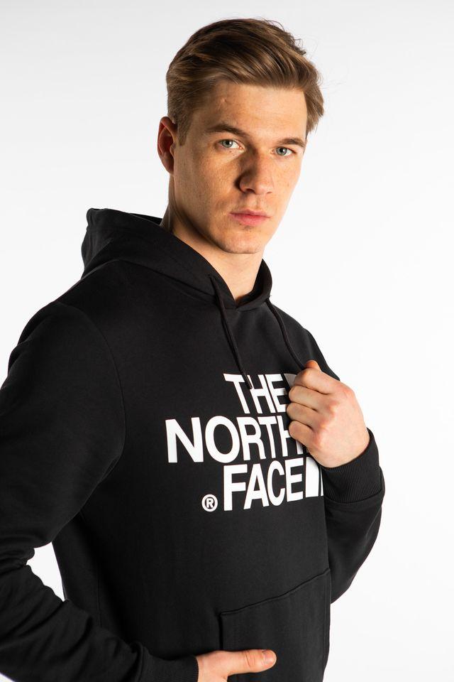 ביגוד דה נורת פיס לגברים The North Face STANDARD HOODIE - שחור