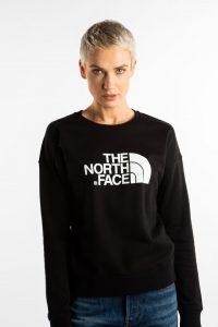 ביגוד דה נורת פיס לנשים The North Face W DREW PEAK CREW JK3 - שחור