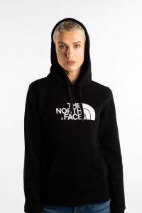 ביגוד דה נורת פיס לנשים The North Face W DREW PEAK PULL HD KY4 - שחור