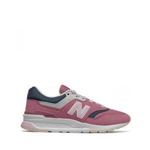 נעלי סניקרס ניו באלאנס לנשים New Balance CW997 - ורוד בהיר