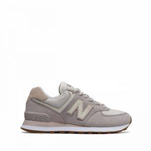 נעליים ניו באלאנס לנשים New Balance WL574 - אפור