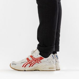 נעליים אסיקס לגברים Asics Gel-Kayano 5 OG - לבן/אדום