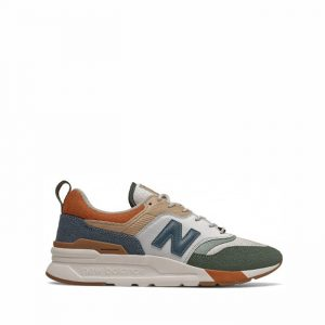 נעליים ניו באלאנס לגברים New Balance CM997 - צבעוני כהה