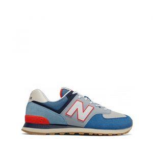 נעליים ניו באלאנס לגברים New Balance ML574 - צבעוני